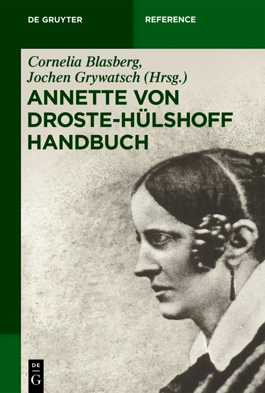 Cover Droste Handbuch